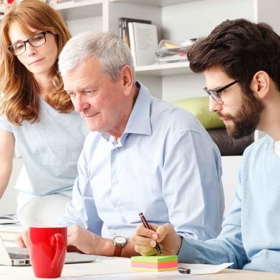 Executive course – transfer of a family business to the next generation (26.3.21)