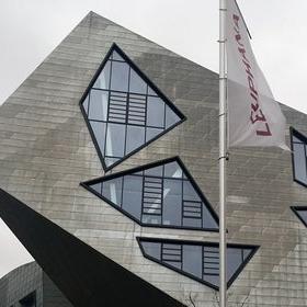 Mikro případová studie udržitelné univerzity v Německu