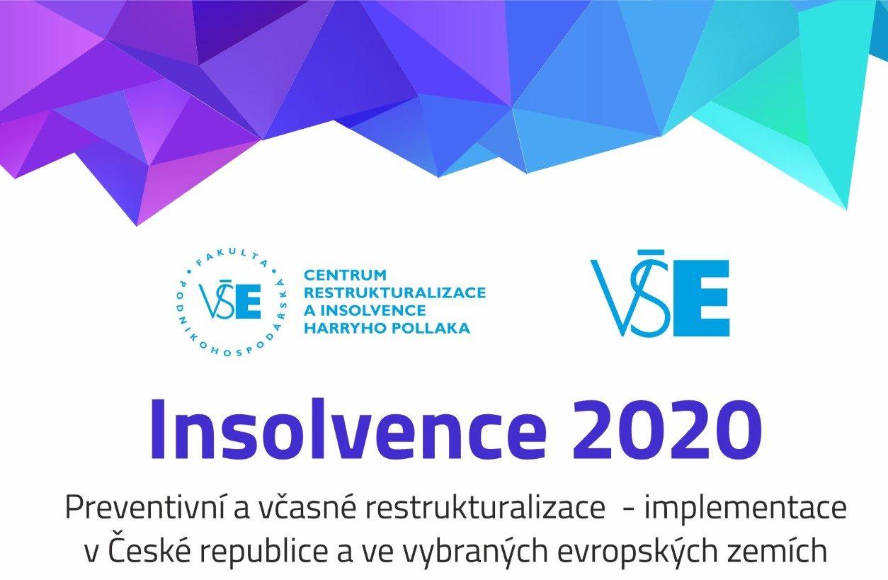 Konference Insolvence 2020 přesunuta na 16. září 2020