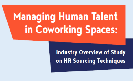 Publication of a policy & industry report on HR in coworking environments