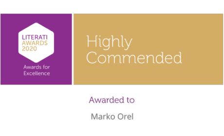 Literati award