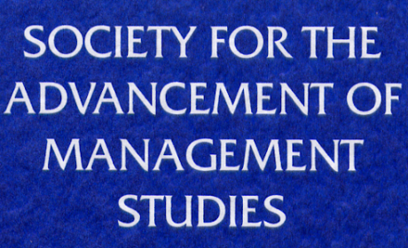 Center for Workplace Research has been awarded by Society for the Advancement of Management Studies (SAMS)